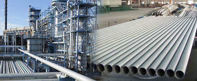 Seamless Pipe for the Chemical Industry