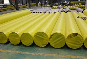 Stainless Steel Tubing packed at Gautam Steel Factory