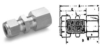 Female Bulkhead Connector specification
