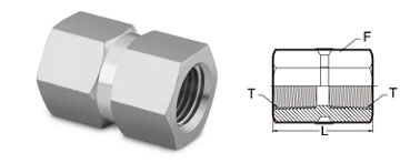 Hex Coupling dimension