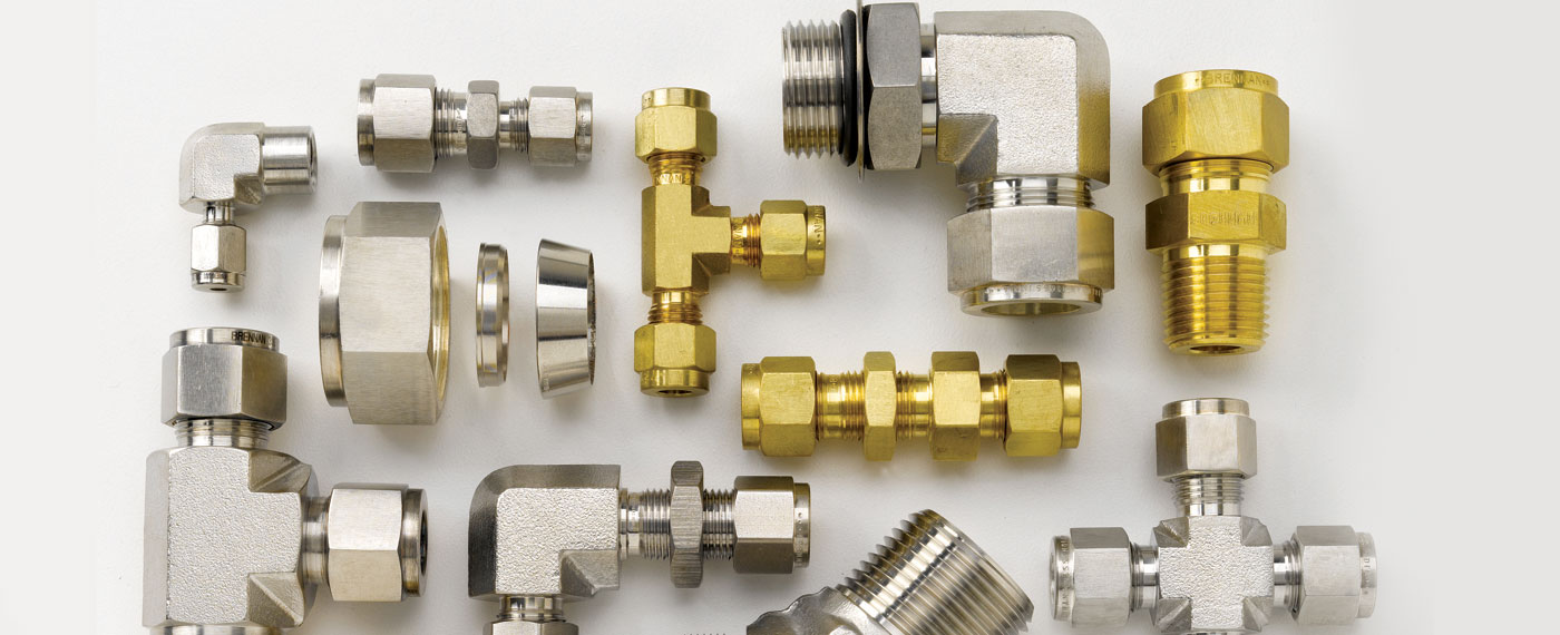 Manufacturer of Compression Tube Fittings